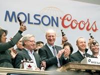 מולסון קורס סוגרת את המסחר ב–2011. יכולת מוכחת ליצירת מזומנים / צילום: רויטרס