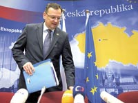 הצטרפות צ'כיה לאיחוד האירופי / צילום: רויטרס