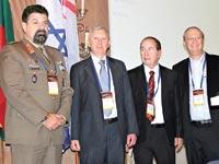 ינאי בורוביץ קויפמן ודורטלי / צילום: התאגדות מהנדסי חשמל ואלקטרוניקה בישראל
