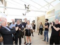 שויד מול סרוסי / צילום: סיון פרג'