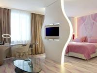 """מלון NHOW  בעיצוב כארים ראשיד- נגב פרקטים/ צילום יח""""צ"""
