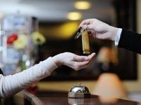 מלון, צ'ק אין/ צילום:  Shutterstock/ א.ס.א.פ קרייטיב