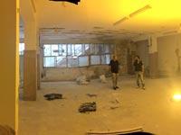 האולם בקרליבך / צילום: משרד דב שילנסקי ושות'