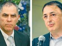 לב לבייב ונוני מוזס/ צילום:/ צילומים: תמר מצפי ומגד גוזני