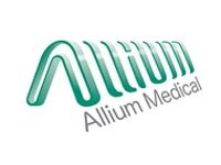 Allium Medical לוגו