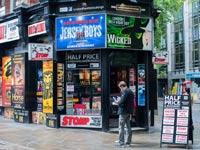 מחזמר בלונדון / צילום: Shutterstock/ א.ס.א.פ קרייטיב