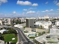 פרויקט משרד המשפטים - אפריקה ישראל נכסים ודניה סיבוס / צילום: יחצ