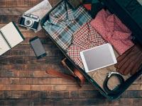 מזוודה / צילום:  Shutterstock/ א.ס.א.פ קרייטיב