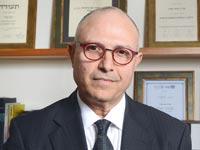 עורך דין מוטי ארד המתמחה ברשלנות רפואית / צילום : איל יצהר