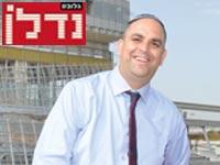 יאיר רביבו, ראש עיריית לוד / צילום: תמר מצפי