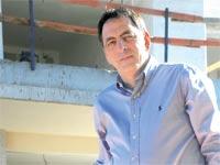 משה אהרוני / צילום: אייל פישר