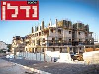 בנייה בצור הדסה / צילומים: שלומי יוסף