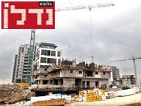 הבניין שמוקם בגוש הגדול / צילום: אמיר מאירי