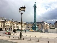 כיכר דום בפריז / צילום: מירב מורן