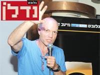פרופסור עומר מואב / צילום: איל יצהר