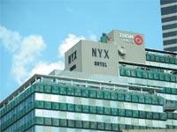 מלון NYX תל אביב / צילום: איל יצהר