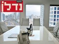 """משרדים בתל אביב. """"מרבית הביקושים יתרכזו במטרופולין"""" / צילום: תמר מצפי"""