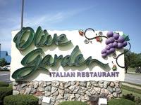 Olive Garden / צילום: בלומברג
