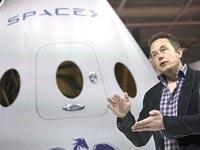 """אלון מאסק, מנכ""""ל SpaceX / צילום: רויטרס"""