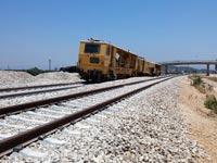 פסי רכבת עכו-כרמיאל / קרדיט: חברת נתיבי ישראל