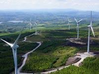 """חוות רוח של אנלייט באירלנד / צילום יח""""צ"""