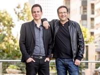 שגיא סטוניס ואלעד גולדנברג אלעד ושגיא  מייסדי Digital / צילום: יחצ