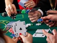 משחק פוקר / צילום:  Shutterstock/ א.ס.א.פ קרייטיב