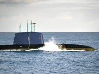 """צוללת של חיל הים / צילום: יח""""צ"""