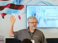 """סטנלי קריין, מנהל הפיתוח העולמי של Allscripts/ צילום:יח""""צ"""