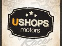 USHOPS MOTORS לוגו  / צילום: יחצ