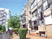 שכונת גיורא בגבעת שמואל / צילום: תמר מצפי