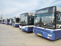 אוטובוסים של דן / צילום: תמר מצפי