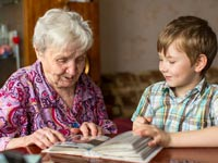 הסדרי ראייה לדודים וסבים  / צילום:  Shutterstock/ א.ס.א.פ קרייטיב