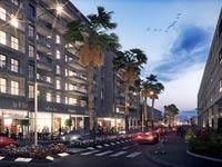 פרויקט NEXT TLV שדרת לה גוורדיה תל אביב / הדמיה: קו מיתאר אדריכלים
