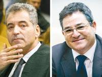 עדיני (מימין) ודקל / צילומים: שלומי יוסף