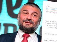 משה אבוטבול ראש עיריית בית שמש / צילום: קובי גדעון לעמ