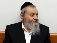 הרב שמעון שר / צילום: אמיר מאירי