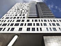 מגדל בר כוכבא במתחם ה-BBC. צילום: רן ארדה