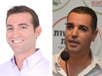 אסף ניר מנכל משותף ומיכאל כהן מנכל משותף / צילום : תמר מצפי