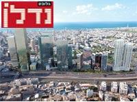 ציר בגין תל אביב / הדמיה וצילום: 3DVISION – הדמיות ממוחשבות
