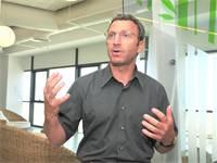 משה ליכטמן, לשעבר בכיר במיקרוסופט העולמית (צילום: תמר מצפי)