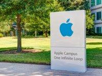 הכניסה לקמפוס של חברת אפל בקליפורניה / צילום אילוסטרציה: שאטרסטוק, א.ס.א.פ קריאייטיב