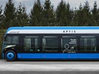 אוטובוס חשמלי אפטיס / צילום: אלסטום