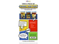 חוברות קומיקס נדירות של וונדרמן יוצעו למכירה ב eBay  / צילום: יחצ