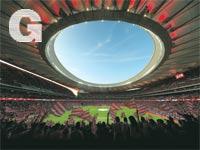 האיצטדיון החדש של אטלטיקו מדריד / REUTERSSergio Perez