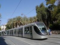הרכבת הקלה בירושלים / צילום: שאטרסטוק, א.ס.א.פ קריאייטיב