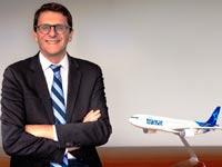 ג'יל רינגוואלד, סגן נשיא חברת אייר טראנסט / צילום: יחצ