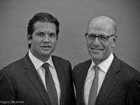 פיל ארלנגר ובן בלדגרין / צילום: יחצ