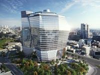 מגדל משרדים ברחוב תוצרת הארץ/ קרדיט להדמייה: Viewpoint