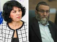 משה גפני וחדוה בר /צילומים: ליאור מזרחי ושלומי יוסף